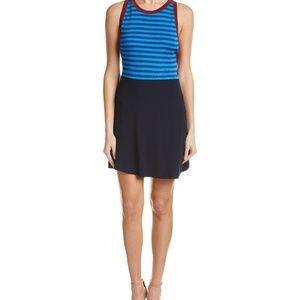Sandro Ruggia A-line Mini Dress New